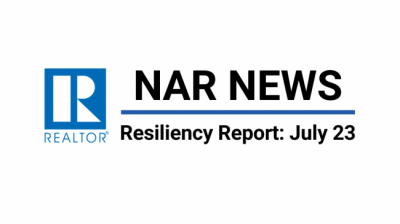 REALTOR® RESILIENCY REPORT: July 23, 2020